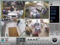 4 camera DVR viewer