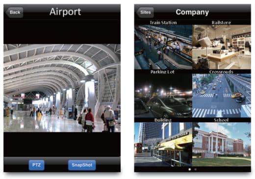 Zavio IP Camera App for Android