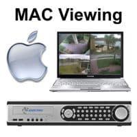 MAC Compatible Surveillance DVR