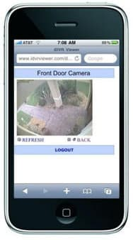 CCTV iPhone Live Cams Viewer