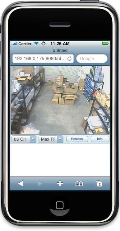 cctv digital video recorder 8 camera dvr mac compatible. Black Bedroom Furniture Sets. Home Design Ideas