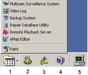 Geovision Desktop Mode
