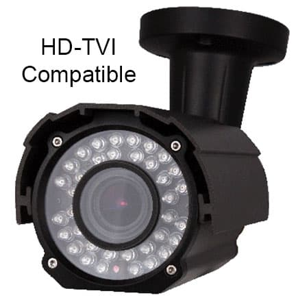 HD-TVI LPR Camera
