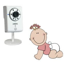 Best Baby Cam IP Camera