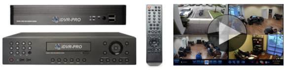 H.264 CCTV Security DVR