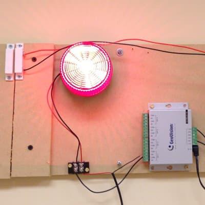 Surveillance System Alarm Integration