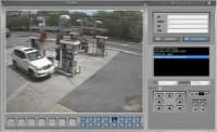 Gas Pump Security Camera