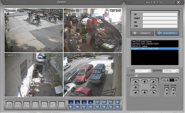 Security camera systems home security camera systems software for Security camera placement software