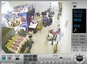 Store Backroom Camera View