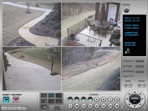 Security camera home security systems for Look security systems