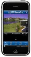 Surveillance Camera iPhone App