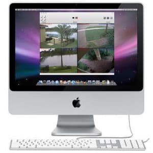 Security Cameras and Video Surveillance Software for Mac
