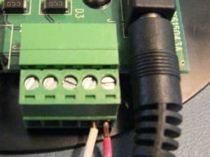 PTZ Camera RS 485