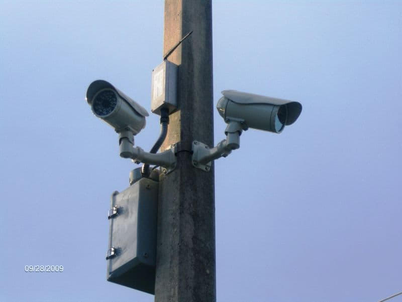 homeowners association surveillance system