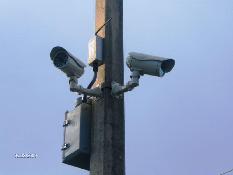 homeowners association surveillance system