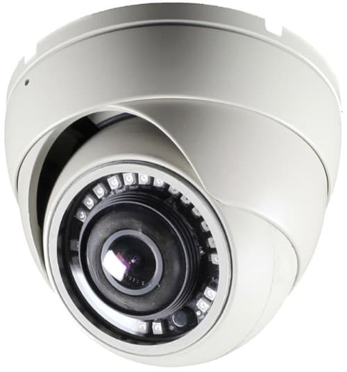 180 Degree Dome Camera