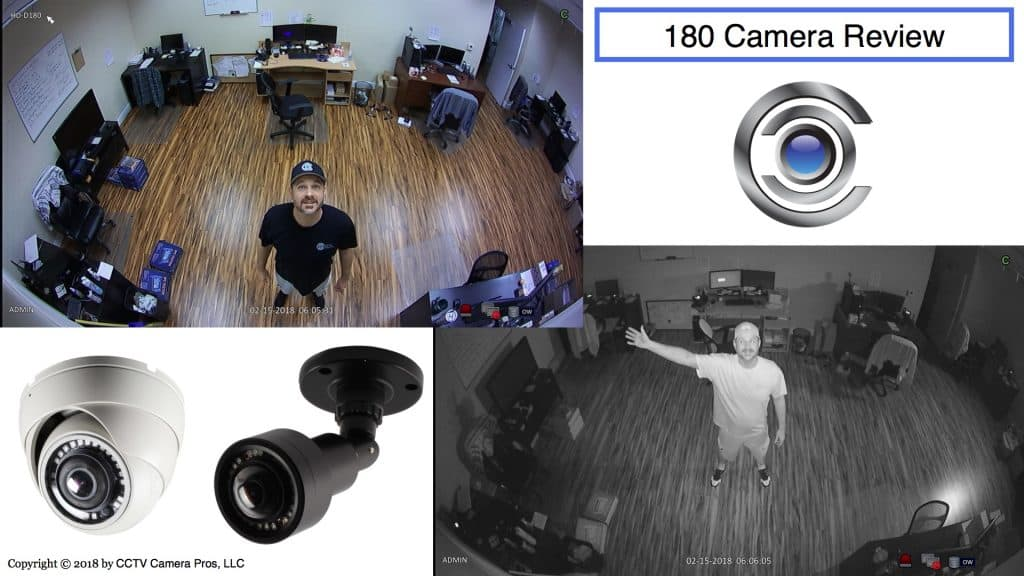 180 Degree Security Cameras