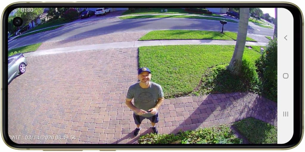 180 security camera android app