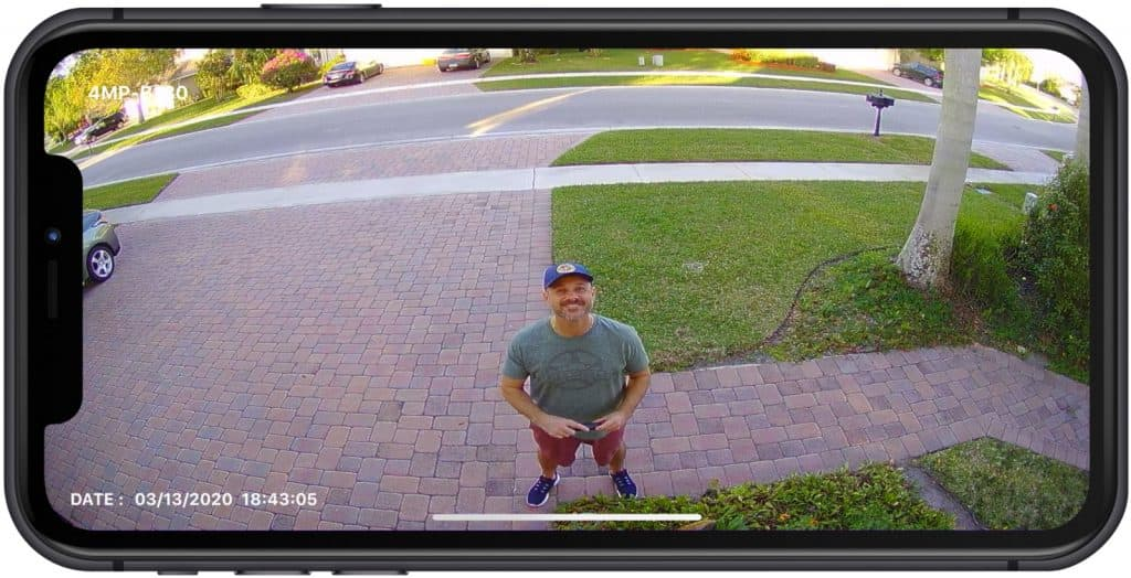 180 security camera iphone app