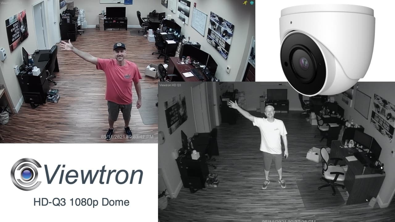 2mp IR Dome camera