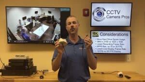 4K Security Camera Surveillance DVR
