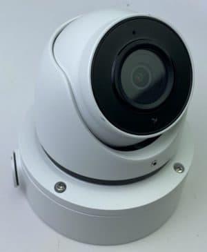 4K dome IP camera