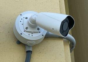 4K IP Camera Outdoor