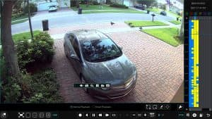 4K video surveillance recording
