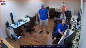 720p AHD CCTV camera resolution