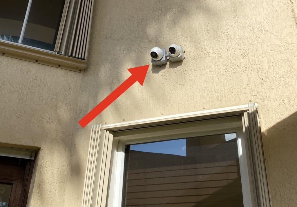 8mp dome IP camera