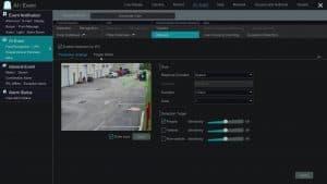 AI Camera Human Detection