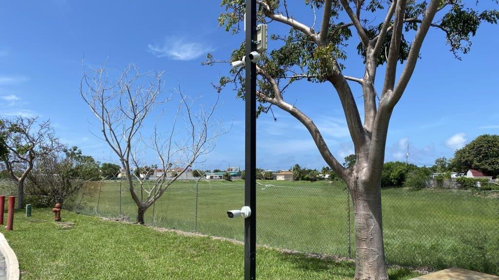 ALPR camera system
