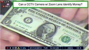 Box CCTV Camera Optical Zoom Lens