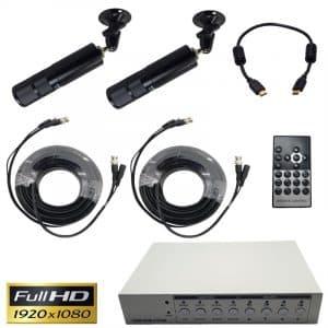 CCTV Camera Live Display System