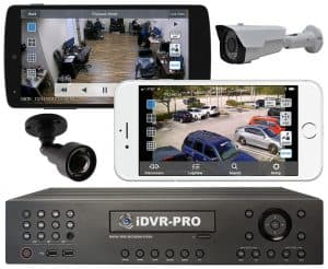 CCTV DVR Remote Camera View Mobile App