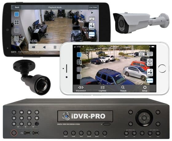 Does My CCTV Camera DVR Support Remote Viewing from Mobile?