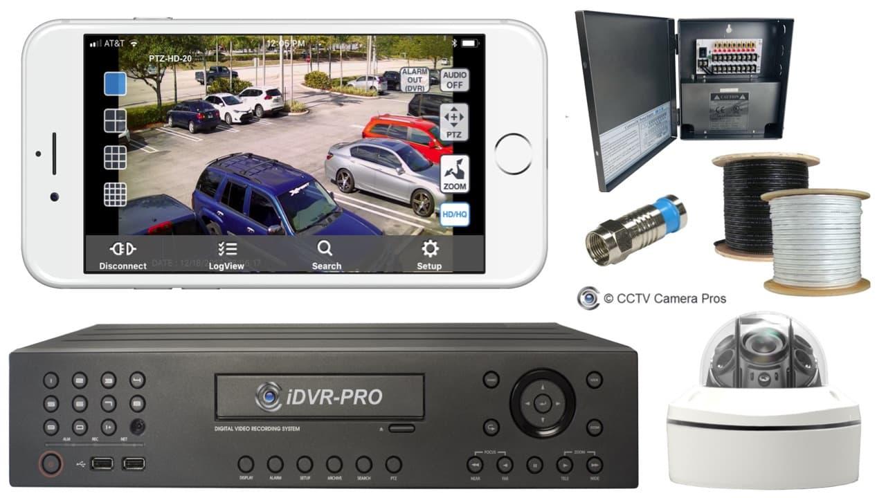 Commercial Grade Security Camera System