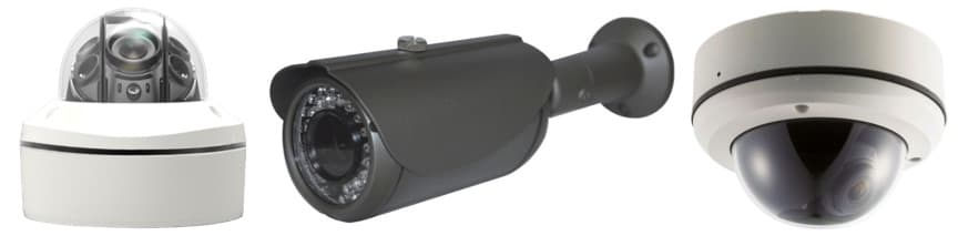 Commercial Grade Security Cameras