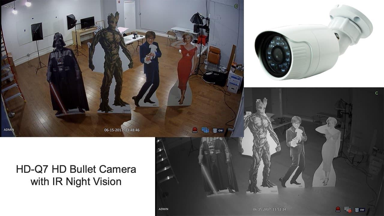 HD CCTV Camera Night Vision