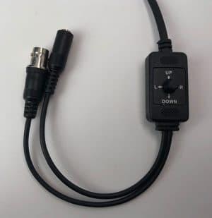 HD-over-Coax Security Camera Video Mode Selector