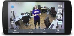 Hidden Surveillance Camera Android App Remote View