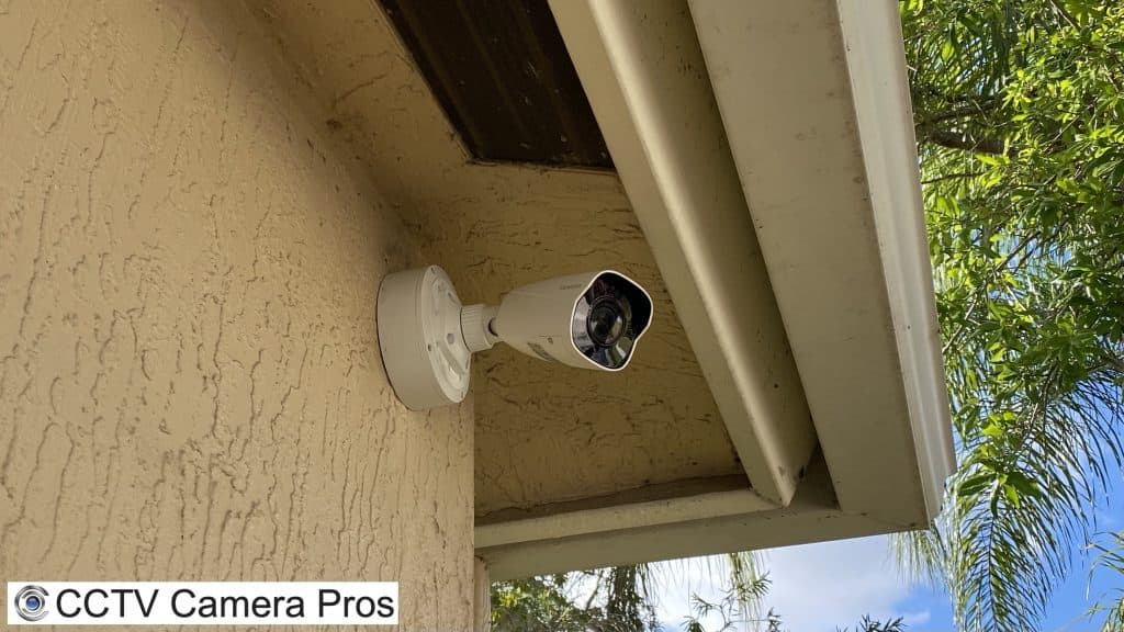 IP camera home installation