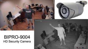 Indoor Outdoor Security Camera