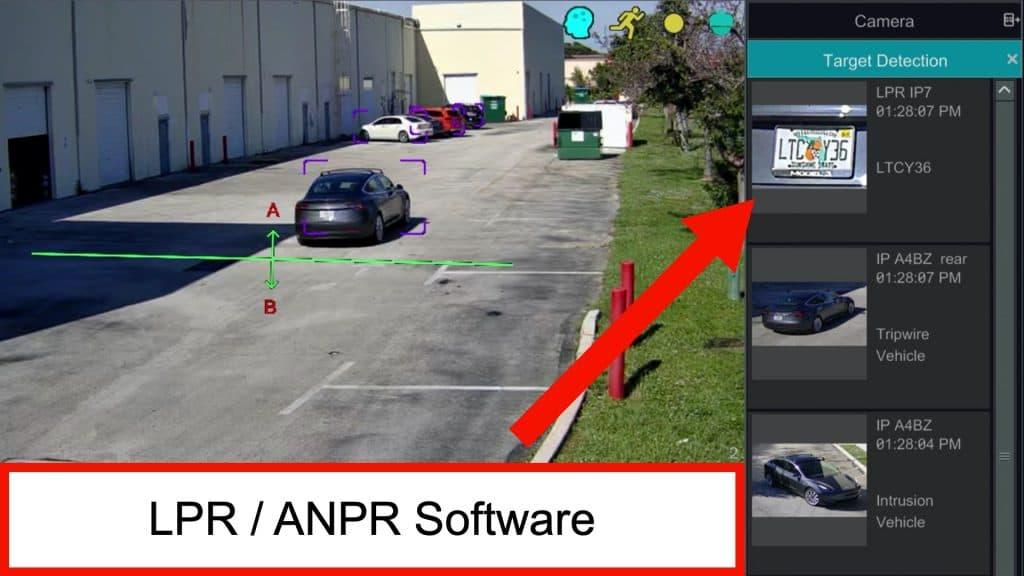 LPR ANPR software