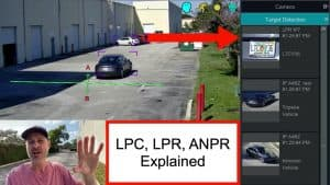 License Plate Capture vs LPR camera