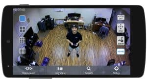 Live Camera CCTV App for Android