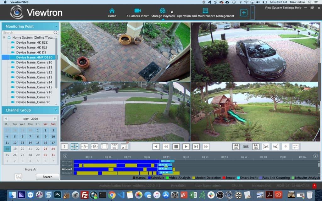 Mac DVR Viewer Software