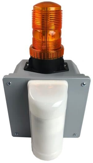 Motion Sensor Strobe Light