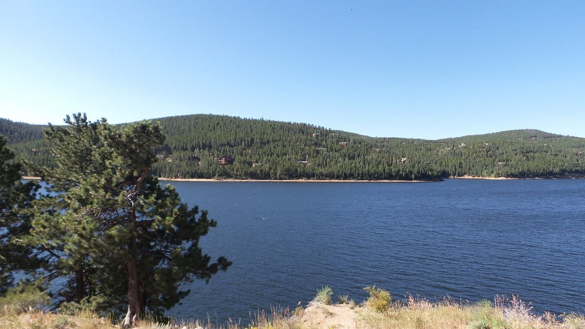 Nederland Colorado Water Reservoir
