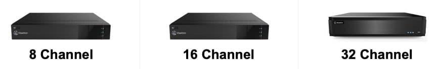 ONVIF Compliant IP Camera NVRs